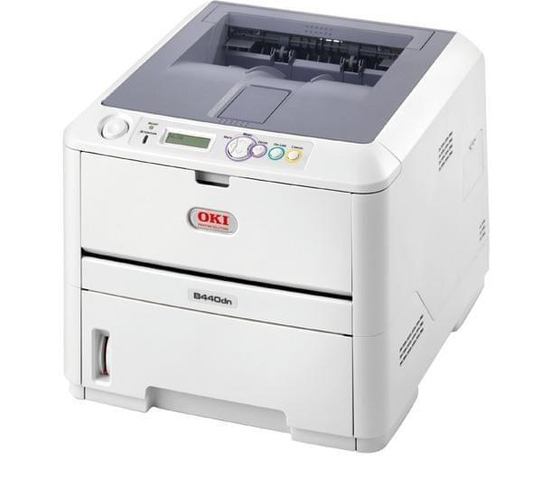 Oki B440DN (43992205) - Achat / Vente Imprimante sur Cybertek.fr - 0
