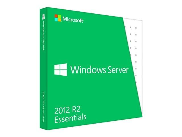 Microsoft Windows Server 2012 R2 Essentials (G3S-00717) - Achat / Vente Logiciel système exploitation sur Cybertek.fr - 0