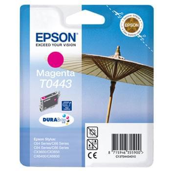 Cartouche d'encre T0443 Magenta HC 420p pour imprimante Jet d'encre Epson - 0