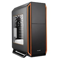 image produit Be Quiet! Silent Base 800 Orange Window - MT/ssAlim/ATX/USB3 Cybertek