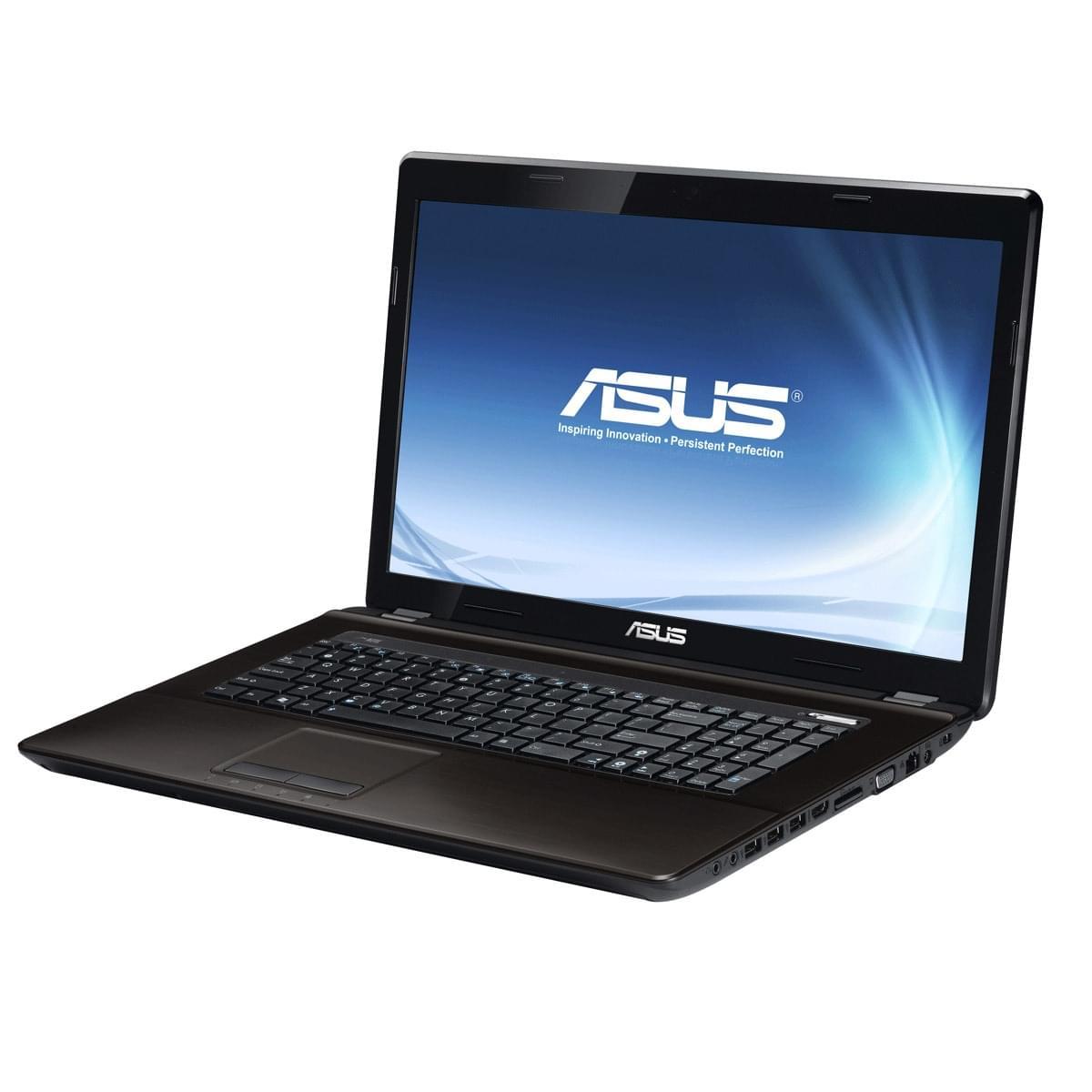 Asus K73E-TY202V (K73E-TY202V) - Achat / Vente PC Portable sur Cybertek.fr - 0