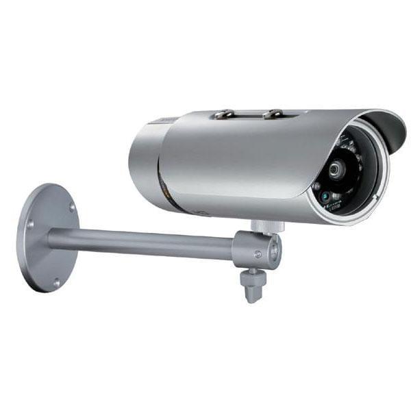 D-Link DCS-7110 (Caméra IP Extérieure, POE) (DCS-7110) - Achat / Vente Caméra / Webcam sur Cybertek.fr - 0