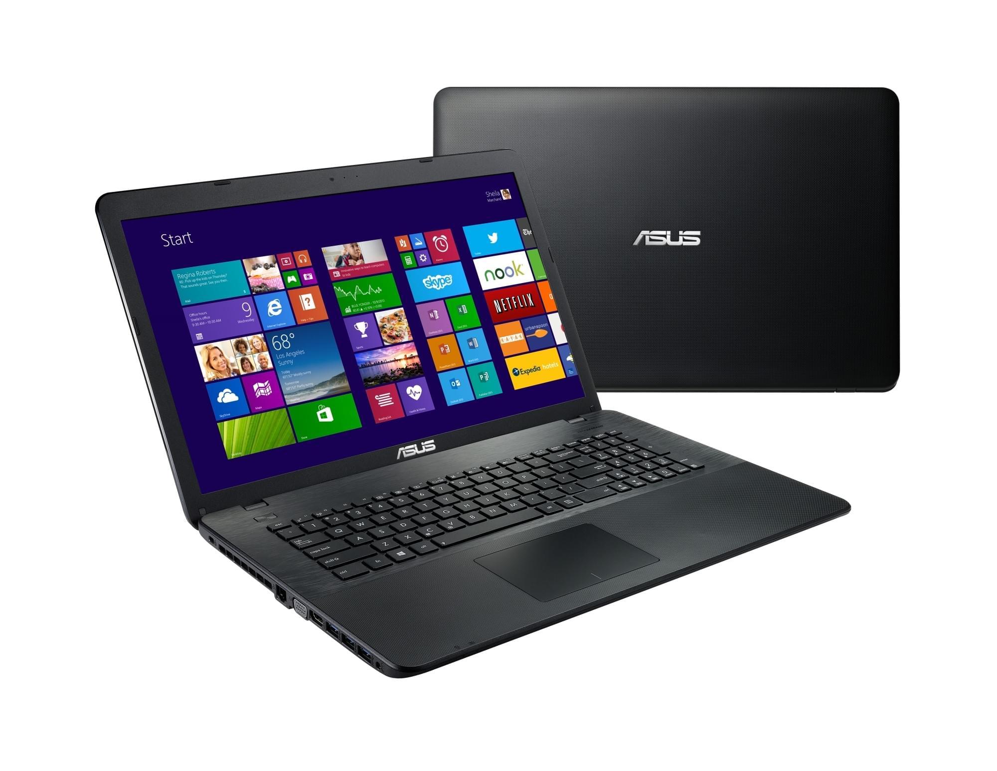 Asus N751JK-T7067H (N751JK-T7067H) - Achat / Vente PC portable sur Cybertek.fr - 0
