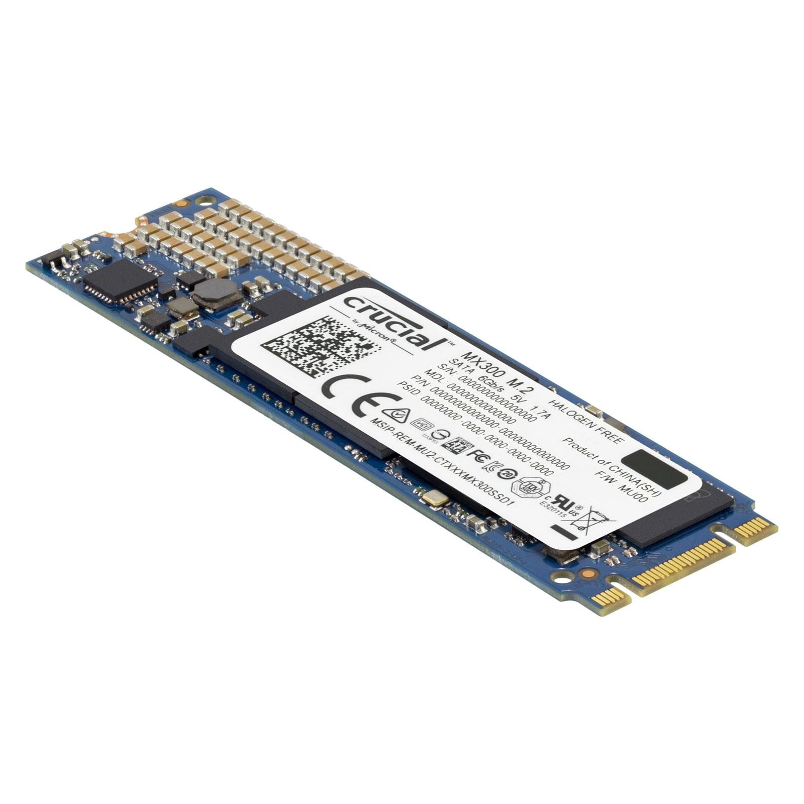 Crucial MX300 480-525Go - Disque SSD Crucial - Cybertek.fr - 0