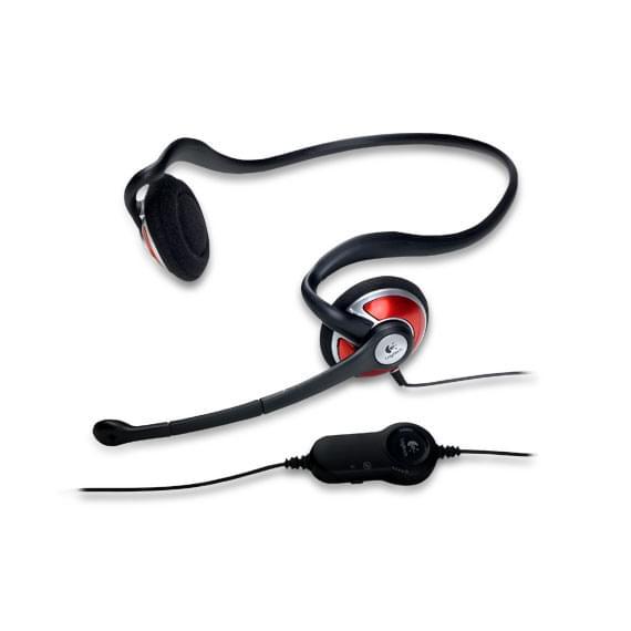 Logitech H230 Stereo Headset (981-000405) - Achat / Vente Micro-casque sur Cybertek.fr - 0