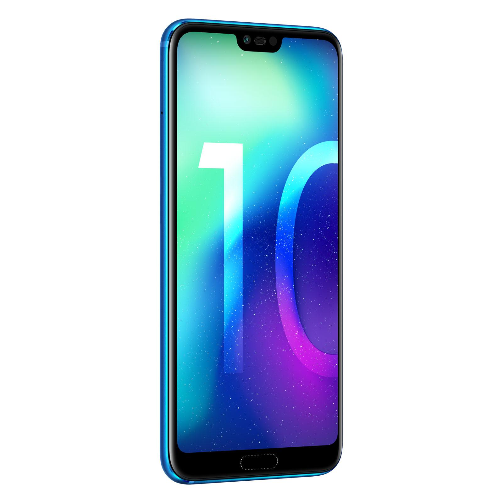 Huawei Honor 10 Bleu 64Go Double Sim - Téléphonie Huawei - 4