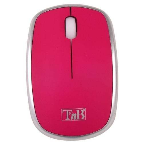 Souris PC T'nB Rubby 6 - Rose - 0