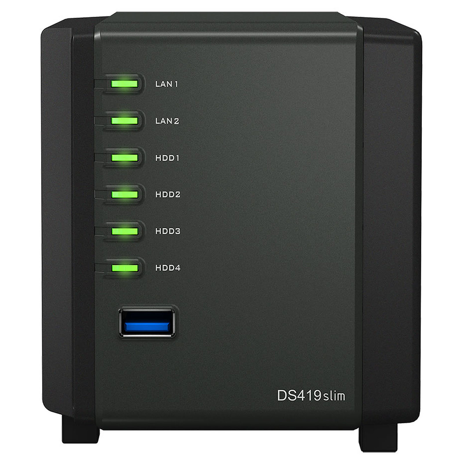 "Synology DS419Slim - 4 HDD 2.5"" - Serveur NAS Synology - 2"