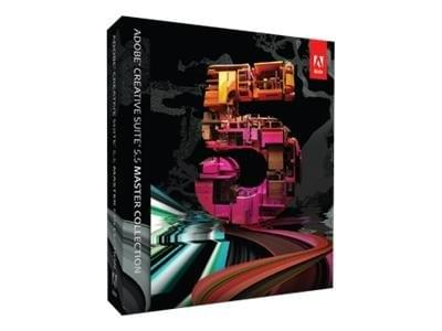 Adobe MAJ Creative Suite 4 vers 5.5 Master Collect. -Mac - Logiciel application - 0