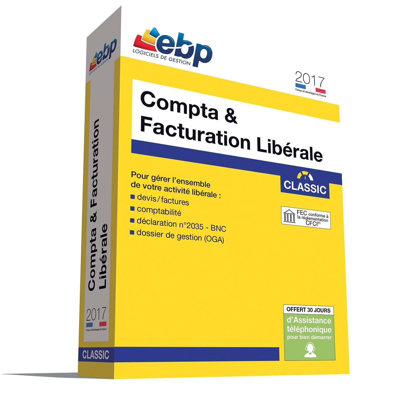 EBP Compta & Facturation Libérale 2017 - Logiciel application - 0