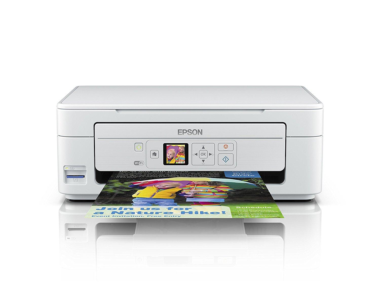 Epson Expression Home XP-345 - Blanc (C11CF31404) - Achat / Vente Imprimante multifonction sur Cybertek.fr - 1