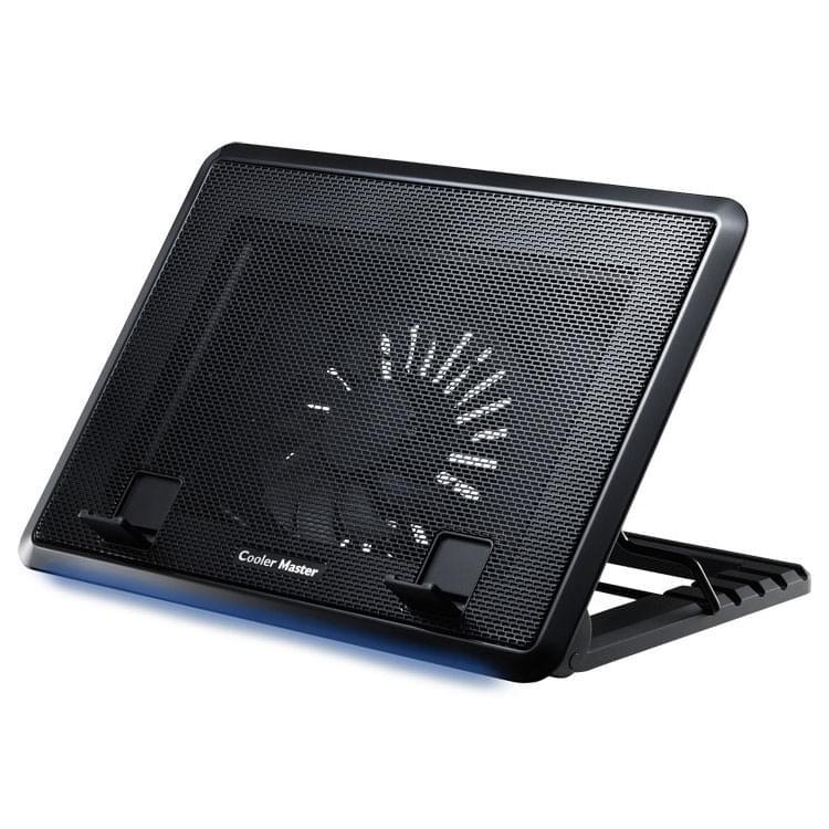 Cooler Master Notepal Ergostand II (R9-NBS-E22K-GP soldé) - Achat / Vente Accessoire PC portable sur Cybertek.fr - 0