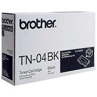 Toner TN-04BK pour imprimante Laser Brother - 0