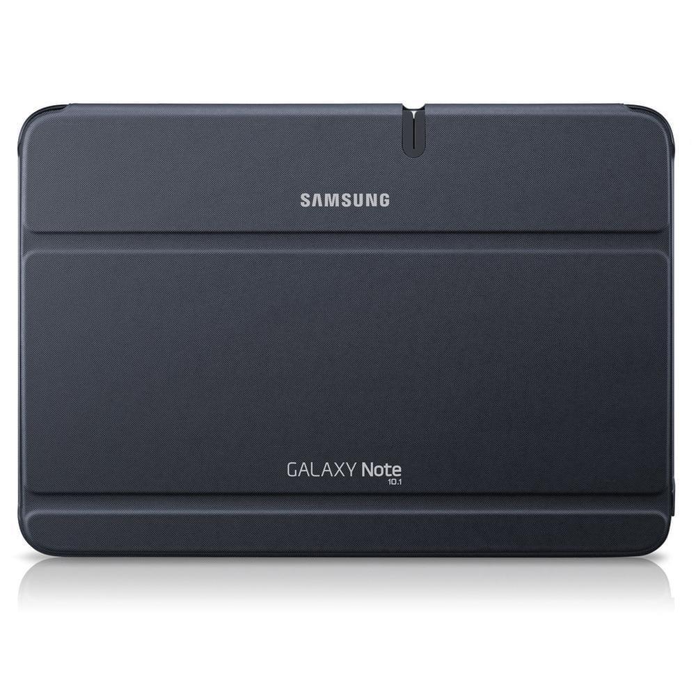 """Samsung Book Cover Galaxy Note 10.1"""" Noir (EFC-1G2NGECSTD) - Achat / Vente Accessoire Tablette sur Cybertek.fr - 0"""