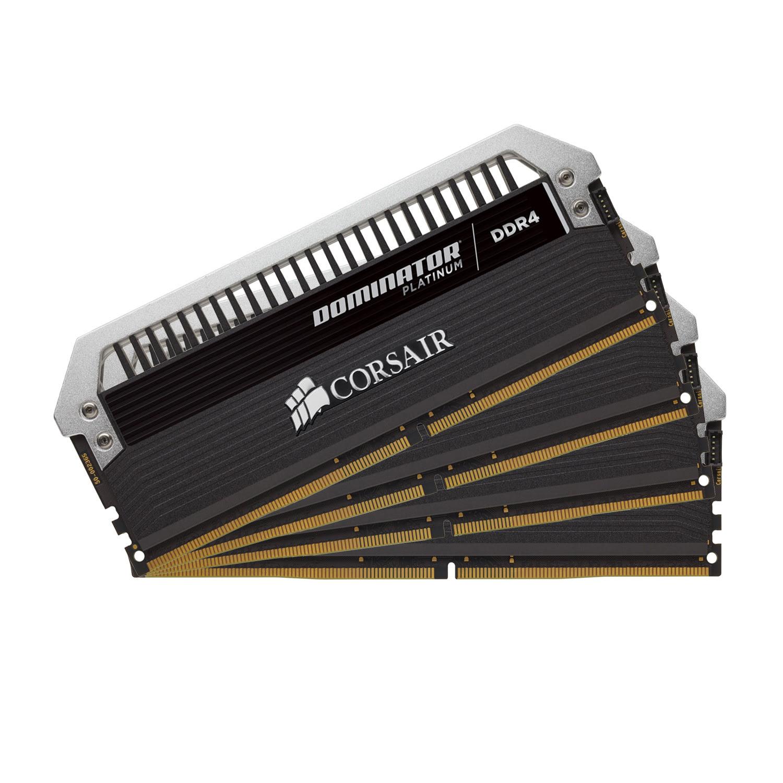 Corsair CMD64GX4M4A2666C15  64Go DDR4 2666MHz - Mémoire PC - 0