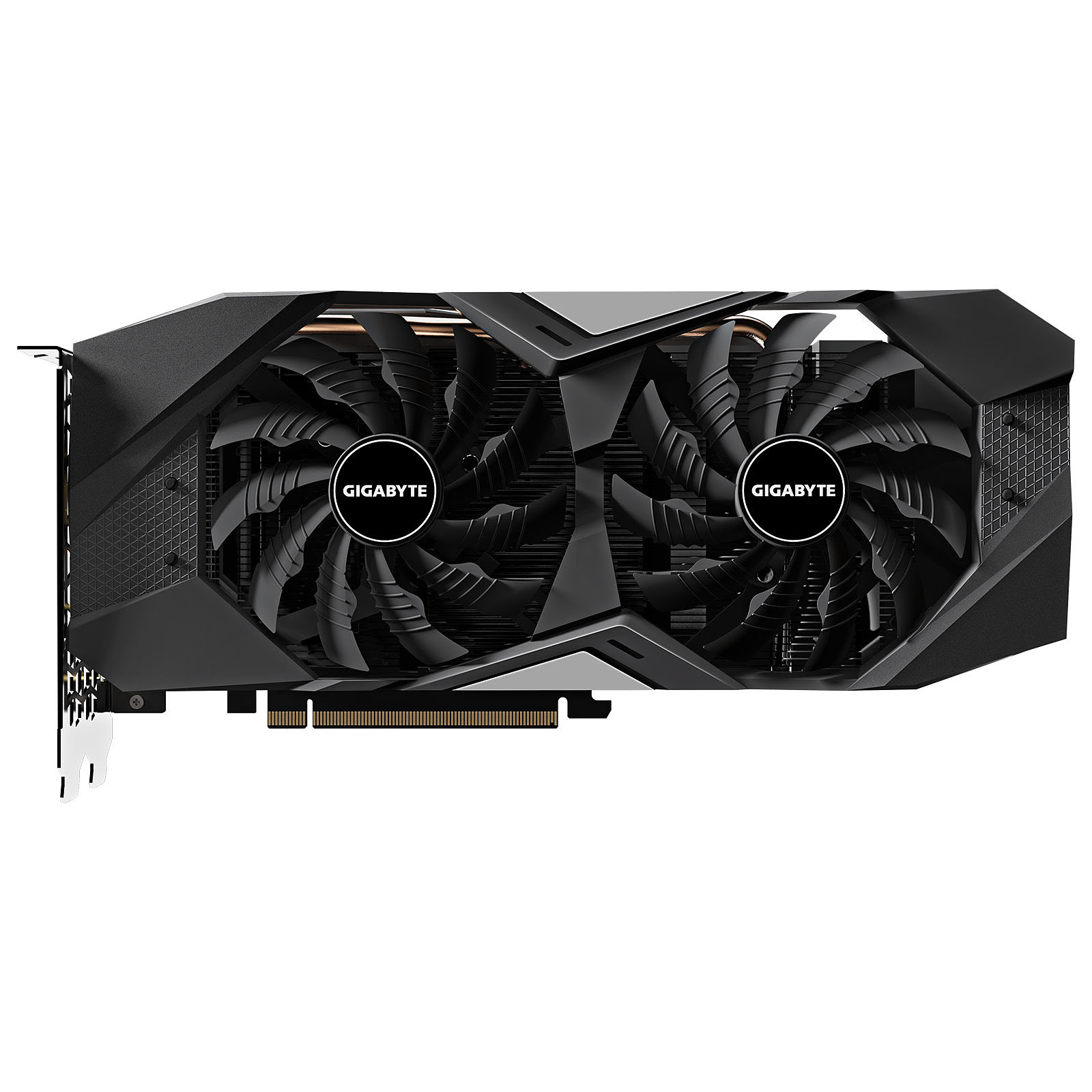Gigabyte GeForce RTX 2060 SUPER WindForce OC 8G 2.0  (N206SWF2OC-8GD) - Achat / Vente Carte graphique sur Cybertek.fr - 3