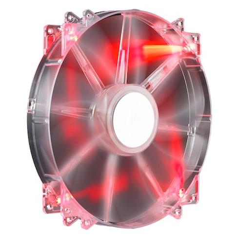 Cooler Master MegaFlow 200 Red R4-LUS-07AR-GP - Ventilateur CPU - 0