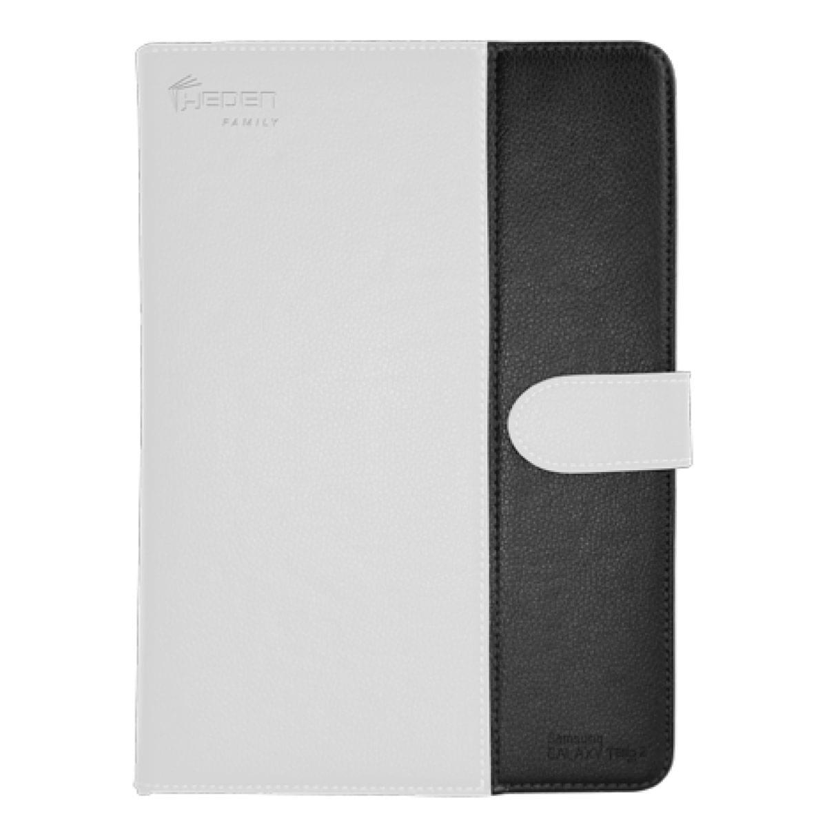 """Heden Housse Family Blanche Galaxy Tab 2 10.1"""" (ACCHSF10CW soldé) - Achat / Vente Accessoire Tablette sur Cybertek.fr - 0"""
