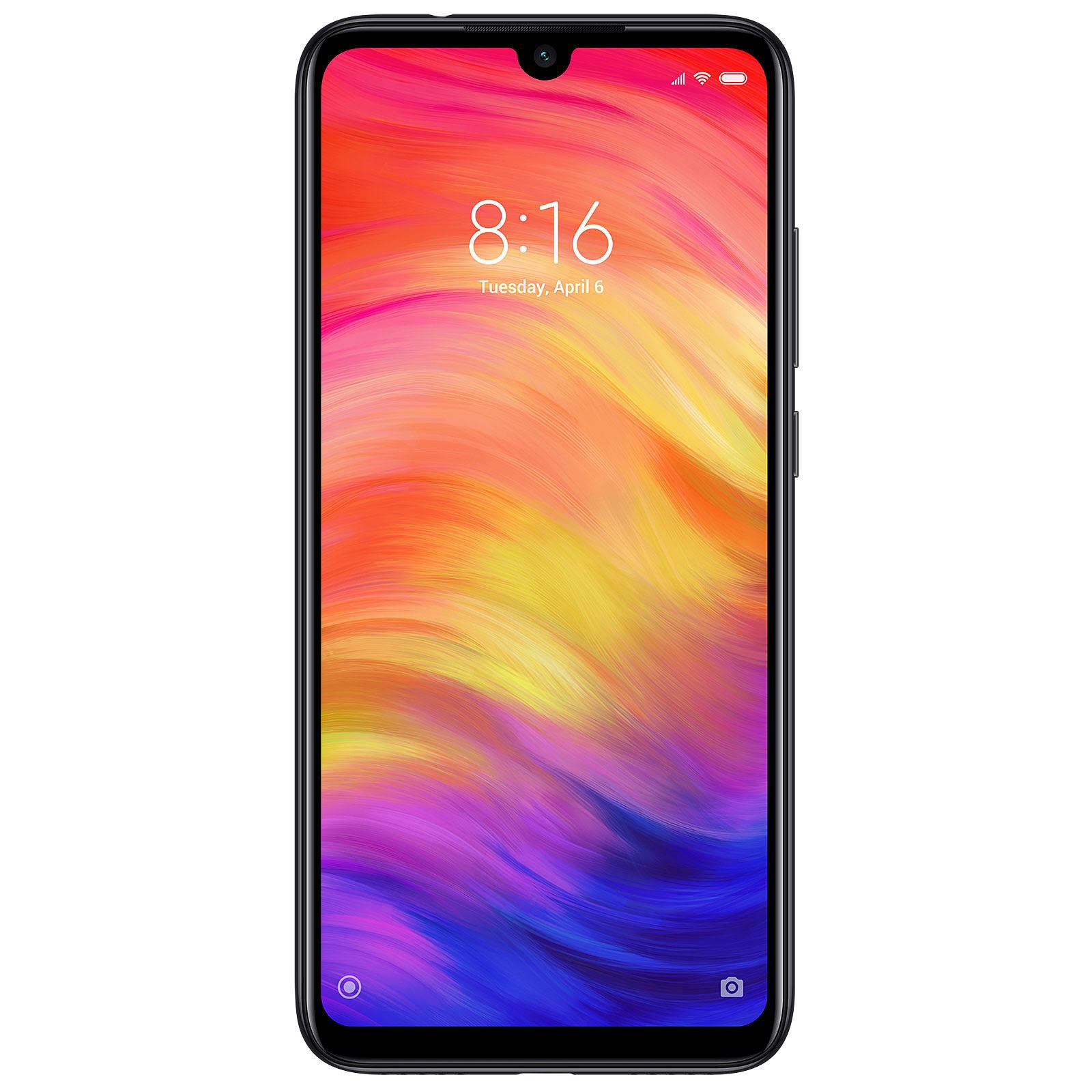 Xiaomi Redmi Note 7 4Go 64Go Noir - Téléphonie Xiaomi - 0