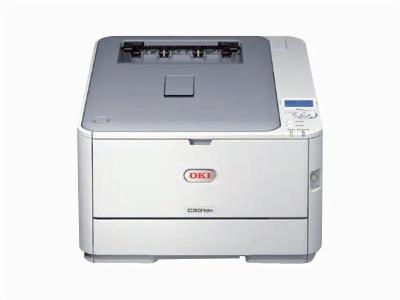 Oki C301dn (LED Couleur/Réseau/Recto-verso) (44951524) - Achat / Vente Imprimante sur Cybertek.fr - 0