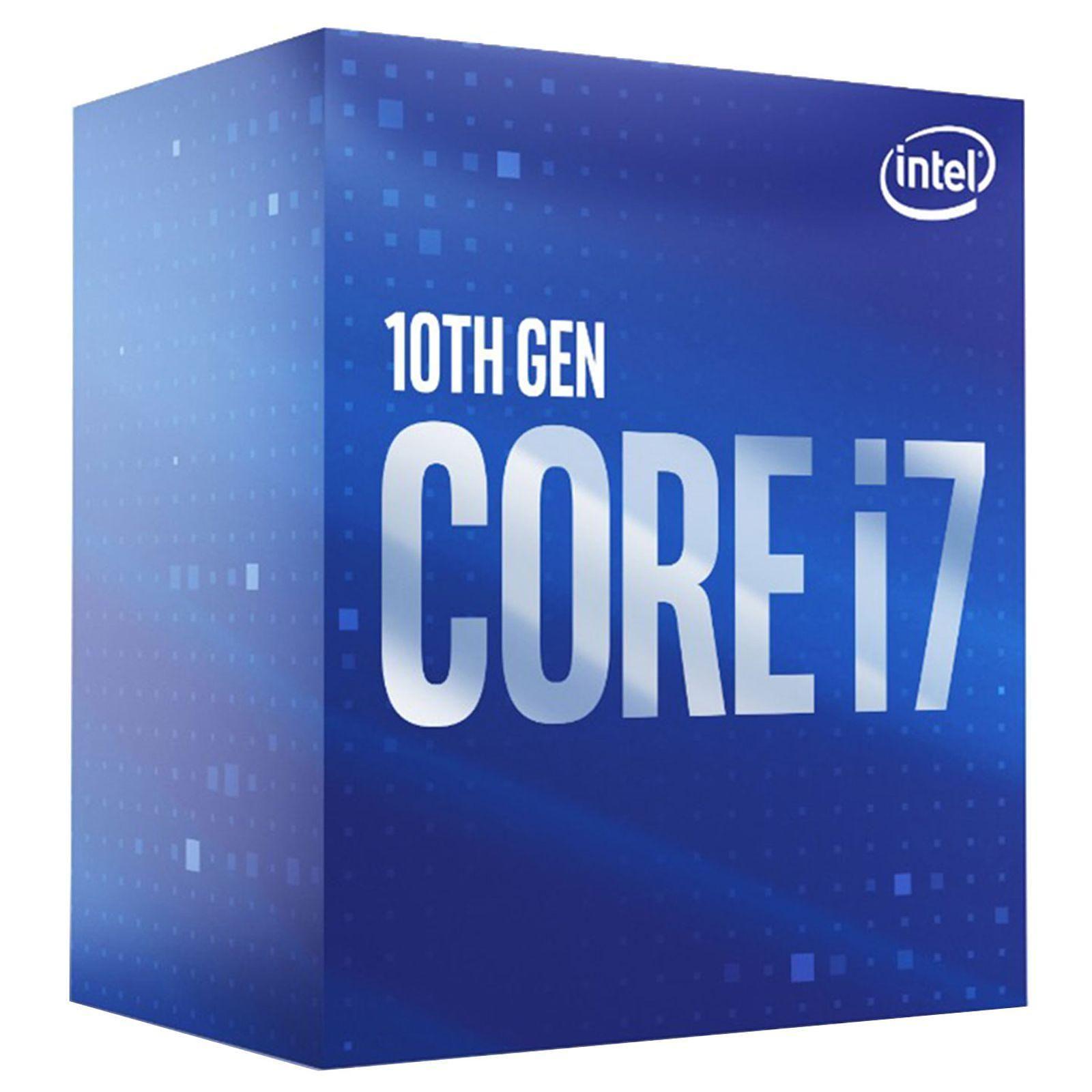 Intel Core i7-10700 - 2.9GHz - Processeur Intel - Cybertek.fr - 0