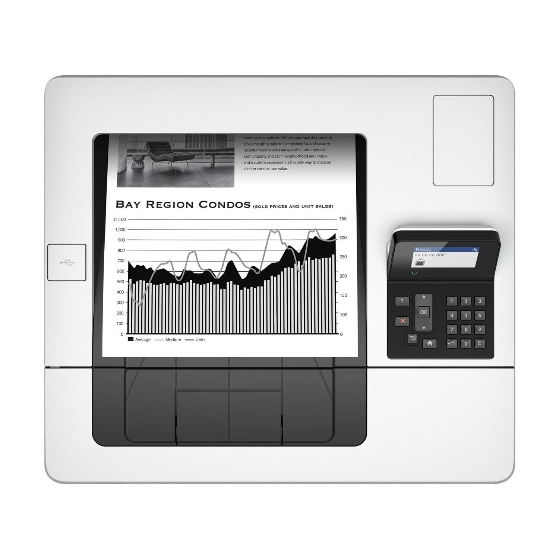 HP LaserJet Enterprise M506dn (F2A69A#B19) - Achat / Vente Imprimante sur Cybertek.fr - 2