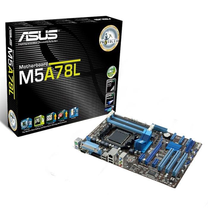 Asus M5A78L-M LX V2 - Carte mère Asus - Cybertek.fr - 0