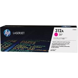 Cybertek Consommable imprimante HP Toner Magenta HP 312A - CF383A