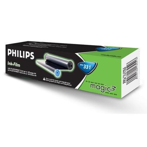 Ruban transfert Noir Philips PFA 331 -906115312009 pour imprimante Transfert thermique Sagem - 0