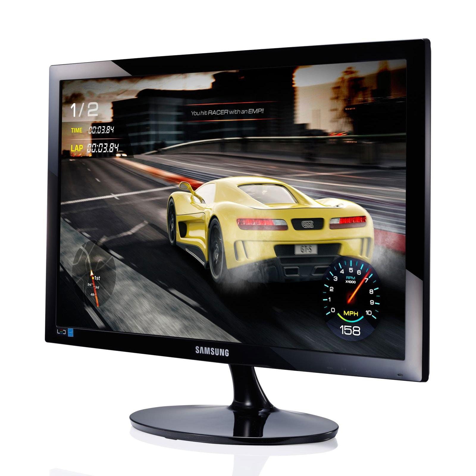 """Samsung 24""""  LS24D330HSX/EN - Ecran PC Samsung - Cybertek.fr - 1"""