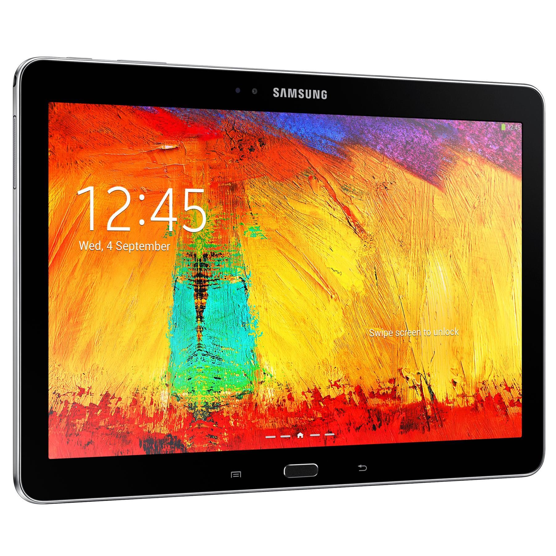 Samsung Galaxy Note 10.1 2014 P6050ZKA (SM-P6050ZKAXEF) - Achat / Vente Tablette Tactile sur Cybertek.fr - 0