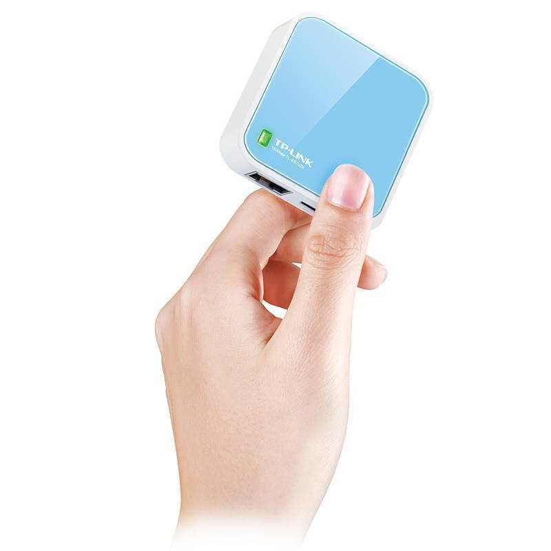 TP-Link TL-WR702N Routeur Wifi 11N (Alim USB) (302732) - Achat / Vente Routeur sur Cybertek.fr - 0