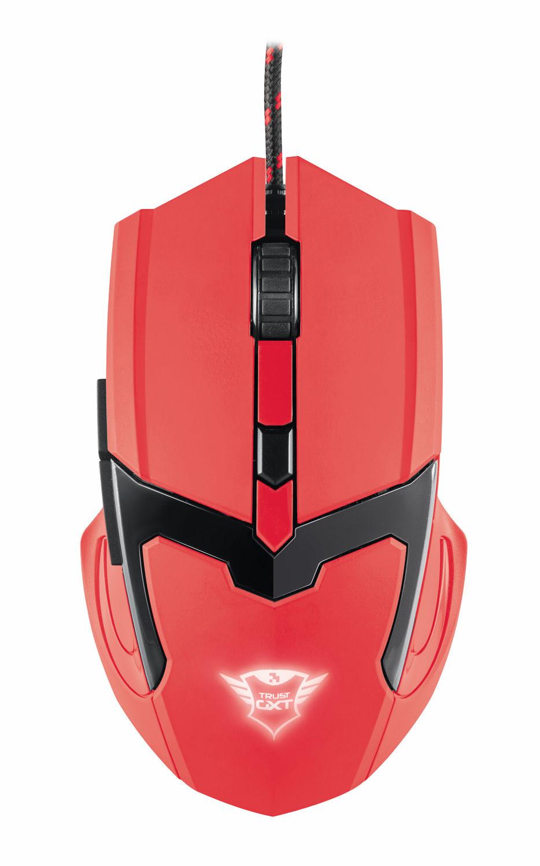 GXT790-SR Spectra Gaming bundle (souris+tapis) Red - Achat / Vente sur Cybertek.fr - 1
