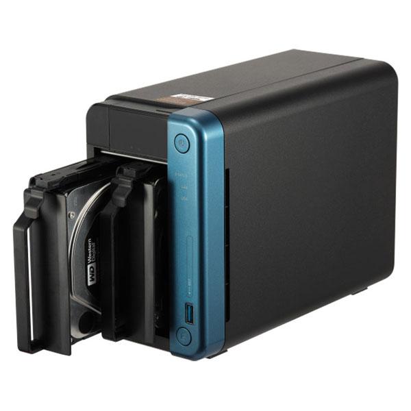 Qnap TS-253Be-4G - 2 HDD - Serveur NAS Qnap - Cybertek.fr - 2