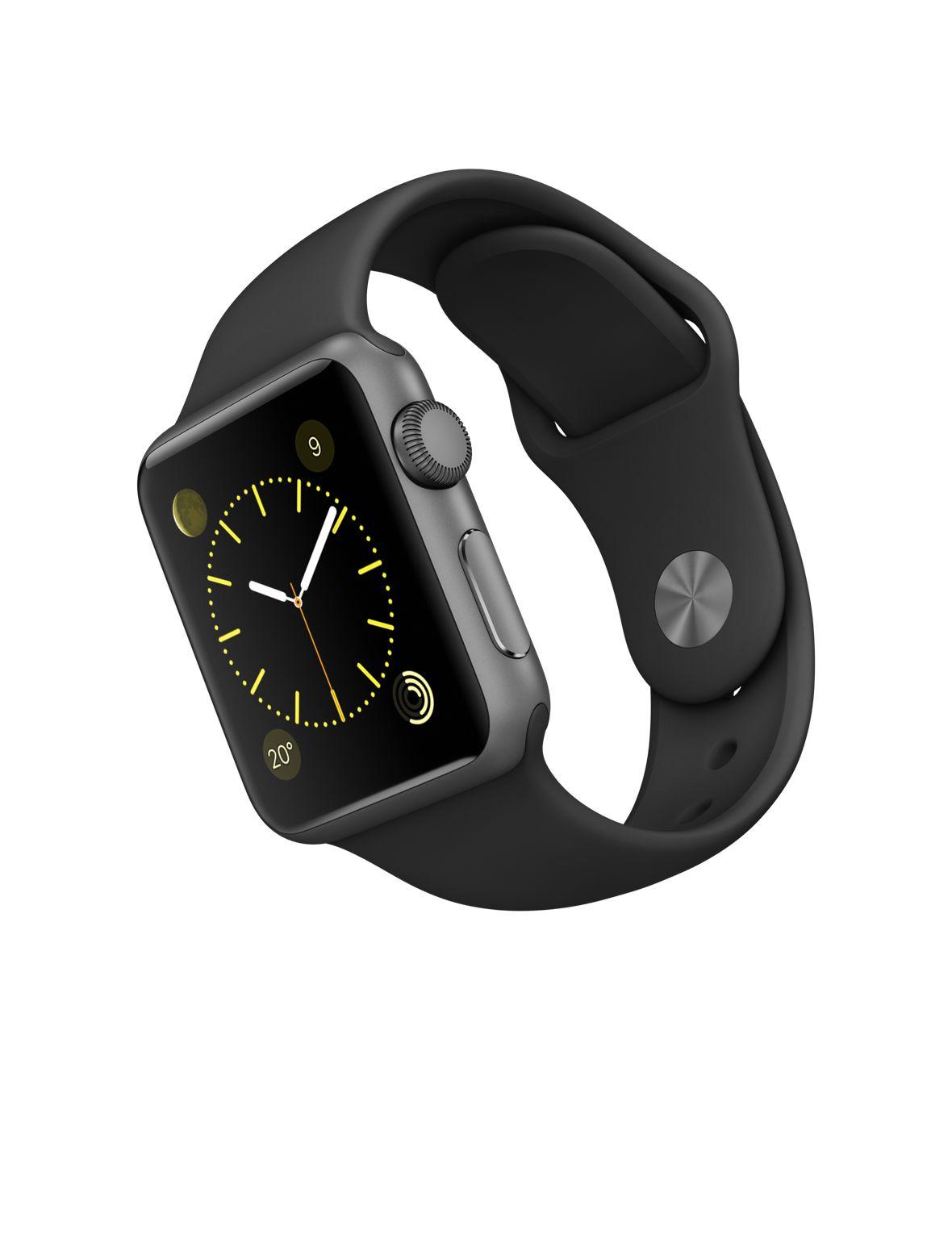 Apple Watch Sport (MJ2X2FD/A) - Achat / Vente Objet connecté / Domotique sur Cybertek.fr - 0