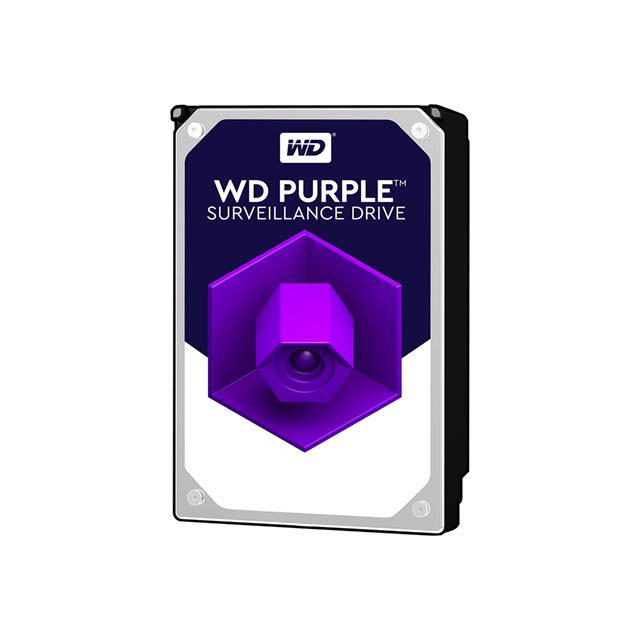 "WD 6To Purple SATA III 64Mo WD60PURZ - Disque dur interne 3.5"" - 0"