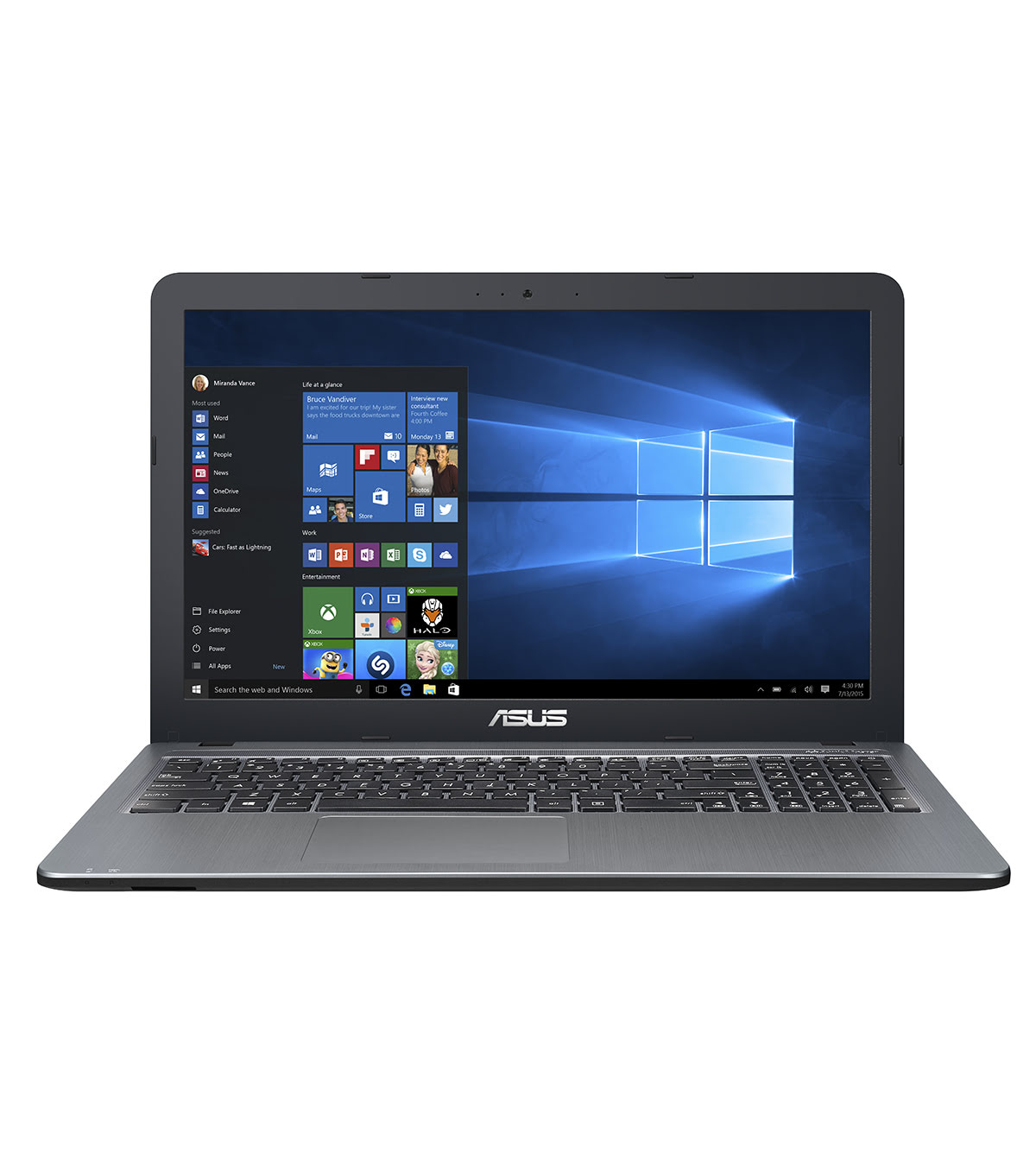 Asus 90NB0B03-M25310 - PC portable Asus - Cybertek.fr - 4