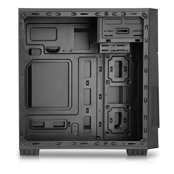 Advance Impulse Noir - Boîtier PC Advance - Cybertek.fr - 1