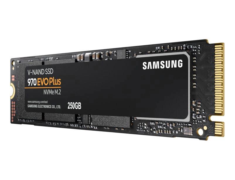 Samsung 970 EVO PLUS 240-275Go M.2 - Disque SSD Samsung - 2