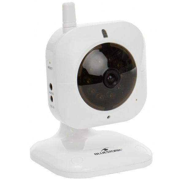 Bluestork HomeCam (BS-HOME-CAM soldé) - Achat / Vente Caméra / Webcam sur Cybertek.fr - 0