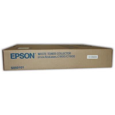 Epson Collecteur de Toner usagé pour Aculaser C900/C1900 (C13S050101) - Achat / Vente Accessoire imprimante sur Cybertek.fr - 0