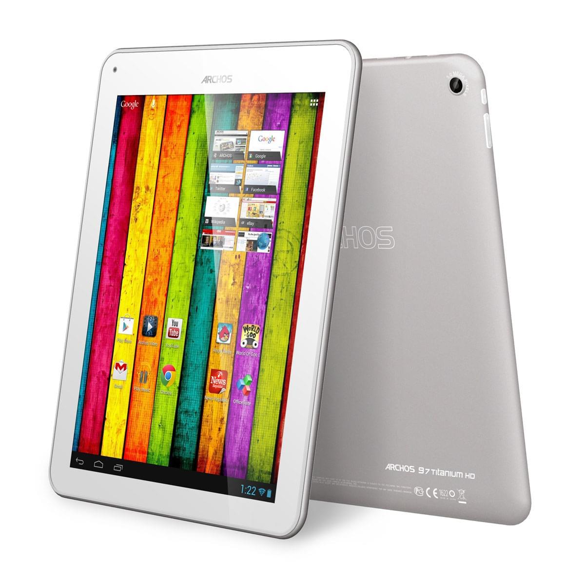 Archos 97b Titanium - Tablette tactile Archos - Cybertek.fr - 0