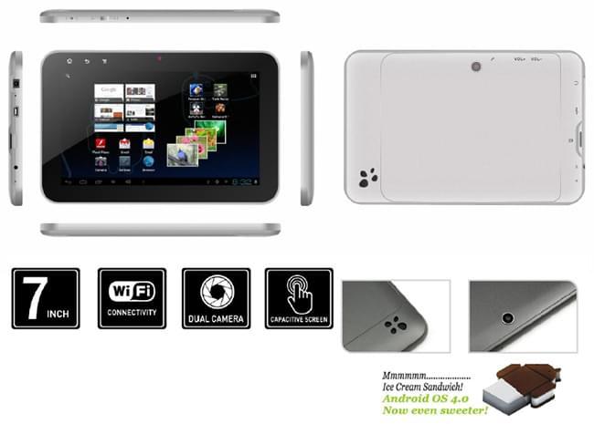 Art View AT7E-RK06WA (AT7E-RK06WA obso) - Achat / Vente Tablette Tactile sur Cybertek.fr - 0