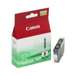 Cartouche CLI 8G vert - 0627B001 pour imprimante  Canon - 0
