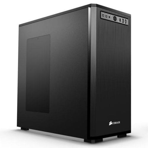 Corsair Obsidian Serie 550D (CC-9011015-WW) - Achat / Vente Boîtier PC sur Cybertek.fr - 0