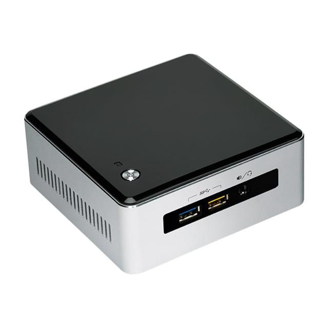 Intel NUC NUC5I3RYH - Barebone et Mini-PC Intel - Cybertek.fr - 0