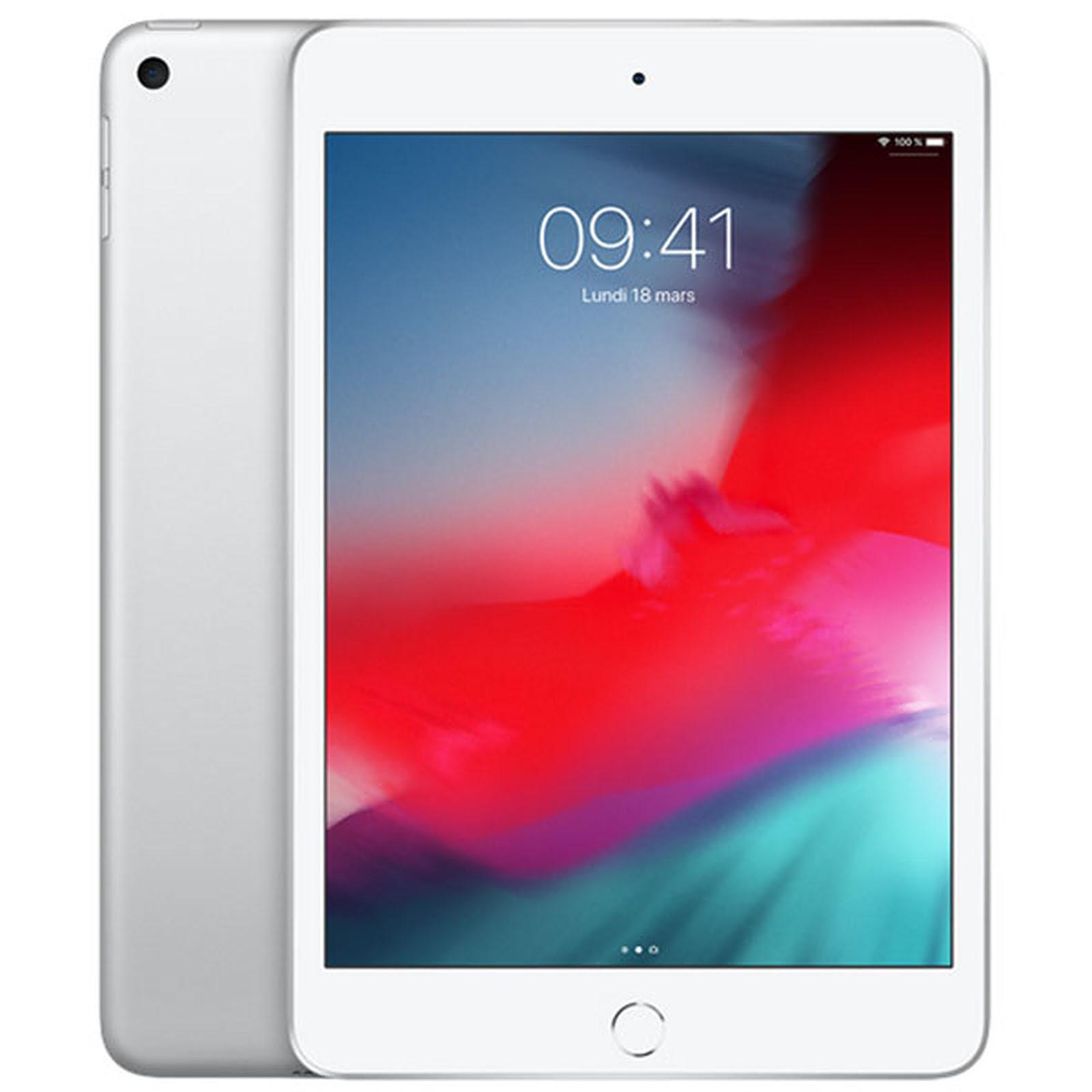 """Apple iPad Mini 5 7.9"""" WiFi 64Go Argent - Tablette tactile Apple - 0"""