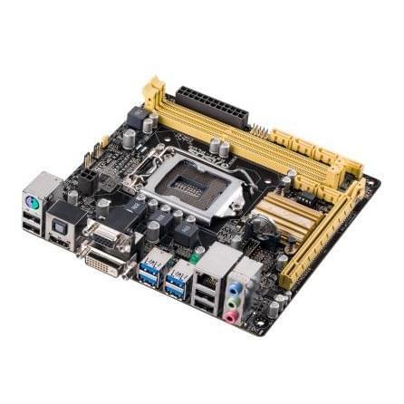 Asus H87I-PLUS (H87I-PLUS) - Achat / Vente Carte mère sur Cybertek.fr - 0