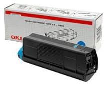 Toner Magenta 6000 pages - 43487710 pour imprimante Laser Oki - 0