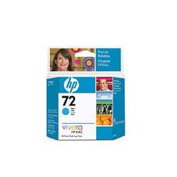 HP Cartouche n° 72 Cyan C9398A (C9398A) - Achat / Vente Consommable Imprimante sur Cybertek.fr - 0
